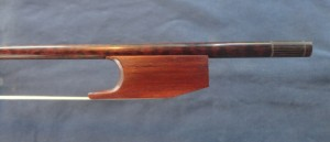 Hill 19 violin bow